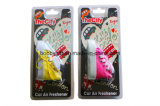 Fabbrica Shoe Car Air Freshener, Car Perfume per Promotional