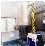 Trocknende Maschine in der Plastikproduktion