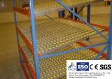 Crémaillère sous tension dynamique de densité lourde pour la solution de stockage d'entrepôt