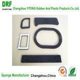 Gomma piuma di NBR&PVC con pelle per la spugna automobilistica di NBR&PVC