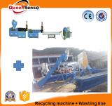 PET Film-Wasser-Standplatz-Kügelchenbildung-Maschine, die das Waschen zerquetscht