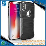 2017 Fall-Telefon-Deckel für iPhone X kundenspezifisch anfertigen