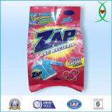 Zap Brand Lavage Lavage Détergent Poudre Emballage 200g