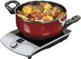 2016年の台所Appplianceの熱い販売の黒のクリスタルグラスの電気誘導Cooktop