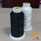 Nuevos productos del hilo de coser 100% de la materia textil de la Alto-Tenacidad del poliester