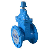 DIN F4 standard Ductile Iron gate valve