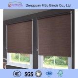 Persianas de rodillos de la cortina de la tela de la decoración de la ventana