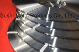 Naakt Roestvrij staal die 1 '' 25mm Brede (dikke 0.76mm) verbinden SS304 316