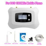 Repetidor móvil de la señal del teléfono celular del aumentador de presión 2g 4G de la señal de DCS 1800MHz