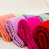 Цветные тепло замечательный повседневный кролик мех волосы шерстяные носки