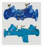 "Anti-Pollution изолируя клапан HS41X-16 (2 "" - 8 "")"