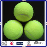 Esfera de tênis aprovada de Itf da alta qualidade por atacado do OEM