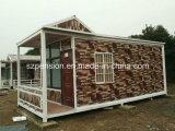 Vida barata de la alta calidad con el chalet móvil/la casa prefabricados/prefabricados