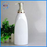 Лидирующая пустая пластичная косметическая бутылка для шампуня