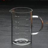 Vidrio Pyrex copa de leche a los niños de la copa de cristal de vidrio de borosilicato taza medidora