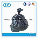 Sachet en plastique intense lourd de poubelle au prix usine