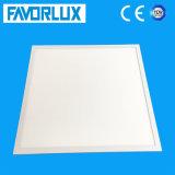 Commerciaux à haute efficacité énergétique 600x600mm carré lumière LED pour panneau