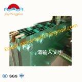 Vetro di vetro Tempered/Toughed con i fori/i ritagli per costruzione e mobilia