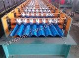 Волна машинного оборудования строительного материала цены по прейскуранту завода-изготовителя Китая однослойная крен толя металла формируя машину