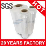 Envoltório do estiramento do Shrink do uso da máquina da película plástica de LLDPE