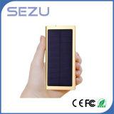 2015 banque portative universelle d'énergie solaire de la banque 10000mAh de puissance pour le téléphone portable