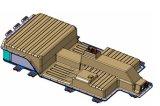 Batteria di litio della batteria di litio di potenza della batteria del litio per il veicolo