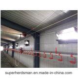 Matériel de ferme avicole utilisé par poulet automatique de prix usine pour le grilleur