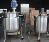 De Tanks van de Opslag van de Shampoo van het roestvrij staal met zich het Verwarmen & het Mengen (ace-jbg-CB)