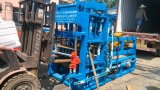 기계를 만드는 Zcjk4-15 완전히 자동적인 콘크리트 블록