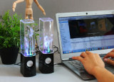 Altoparlante Cuboid del USB di Minni di ballo variopinto creativo dell'acqua per il PC, telefono