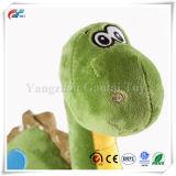 """18""""Green dinossauro recheado animais recheadas de pelúcia brinquedo para o Bebé Dons Kid Festa de Dom"""