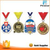 Медаль масленицы эмали Sofe возможности сувениров