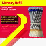 Gel-Tinten-Nachfüllungs-Silber-Feder für lederne Markierung