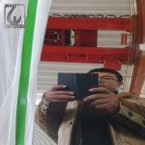 Finition miroir mural de cuisine 4x8 feuille en acier inoxydable