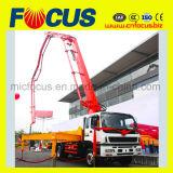 구체 펌프 트럭, 48m 52m 콘크리트 붐 펌프