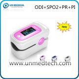 Oxymètre de pouls à nouvelle doigt avec fonction de surveillance du sommeil