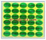 Druk van het Etiket van de Stickers van de douane de Zelfklevende