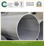 Austénitique ASTM 304 316 Tubes soudés en acier inoxydable