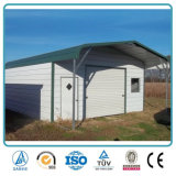 Singolo garage dell'automobile del vento dell'automobile del tetto normale resistente poco costoso di memoria 14X36X13