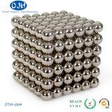 Het bal Gevormde Magnetische Stuk speelgoed van het Neodymium NdFeB (dtm-004)