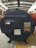 Gas / Diesel / combustible dual Packaged caldera de vapor