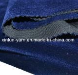 Полиэфир 100% печати брызга Flocking ткани для софы/мебели/занавеса/одежды