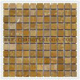 De eenvoudige Marmeren Tegel van het Mozaïek voor Muur of Vloer