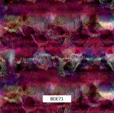 Films hydrauliques de configuration de fleur de Fragnant pour le peigne et les cuvettes et la consommation quotidienne (BDE71)