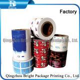 Композитный пластик Печать упаковочных материалов ПЭТ/OPP пленки
