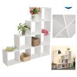 10 Cube Armário para armazenamento de armário de DVD Unidade Estantes Estante