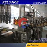 Frasco de vidrio de la tintura de automático de llenado, sellado y la Máquina Tapadora