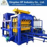 Haut de la pression hydraulique des blocs de béton Making Business Plan pour l'Afrique machine à fabriquer des briques Qt10-15 Machines Briques