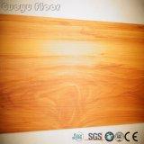 Pavimento allentato impermeabile strutturato di lusso della plancia del vinile del PVC di disposizione