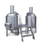 preparazione della birra della strumentazione della fabbrica di birra 1bbl